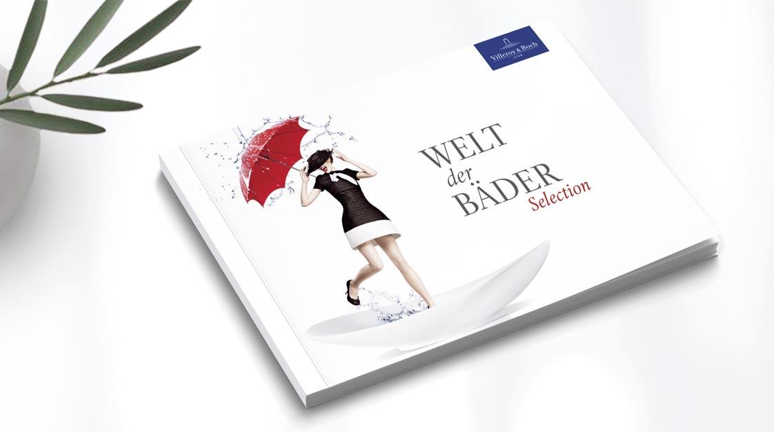 Villeroy & Boch // Welt der Bäder